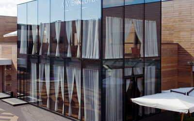 Банкетный зал ресторана Авеню (Avenue) на Рублево-Успенском шоссе фото 1