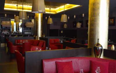 Банкетный зал ресторана A.V.E.N.U.E. на Рублево-Успенском шоссе