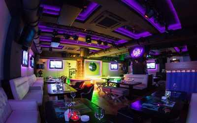 Банкетный зал ночного клуба SoloWay&dance club (Соловэй) на улице Вавиловой