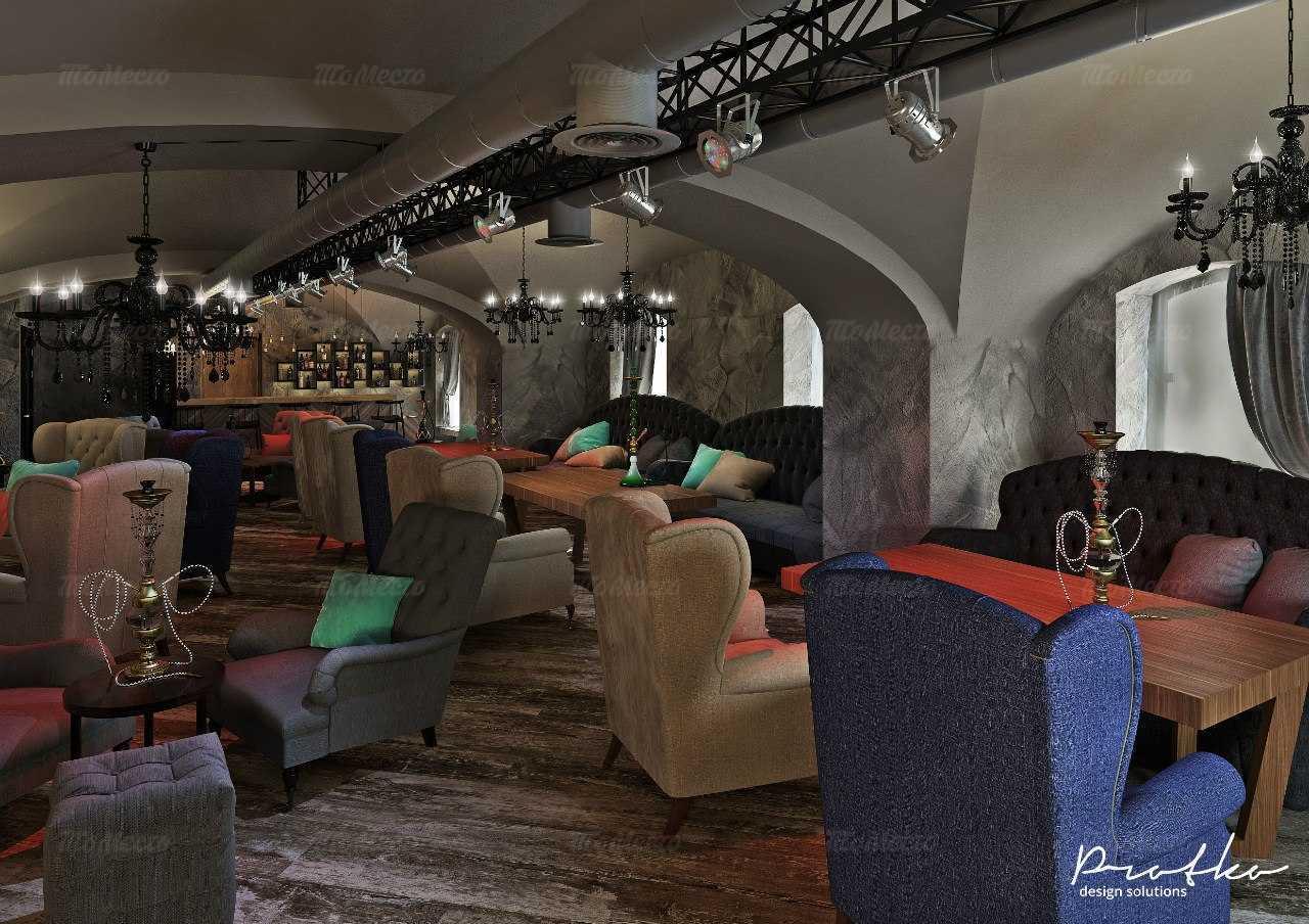 Меню бара, ночного клуба Бар Hottabych в Биржевом переулке