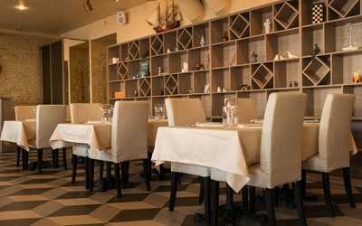 Банкетный зал ресторана Одиннадцать (Eleven) на набережной реки Фонтанки фото 2
