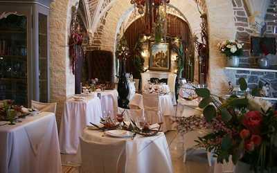 Банкетный зал ресторана Chateau de Fleurs (Шато де Флер) на Ломоносовском проспекте фото 3