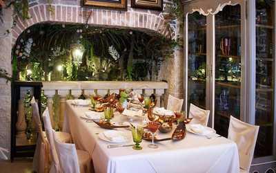 Банкетный зал ресторана Chateau de Fleurs (Шато де Флер) на Ломоносовском проспекте фото 2