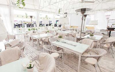 Банкетный зал кафе Veranda (Кафе Веранда) на Большой Покровской улице фото 1
