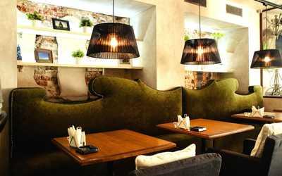 Банкетный зал кафе Veranda (Кафе Веранда) на Большой Покровской улице фото 3