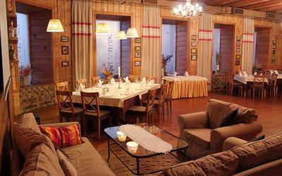 Банкетный зал ресторана Лапландия на 5-й Советской улице фото 1