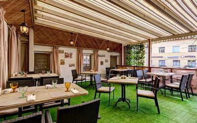 Банкетный зал кафе Натахтари  фото 2