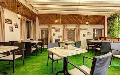 Банкетный зал кафе Натахтари на Маросейке на улице Маросейка