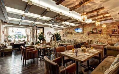 Банкетный зал кафе Натахтари  фото 1