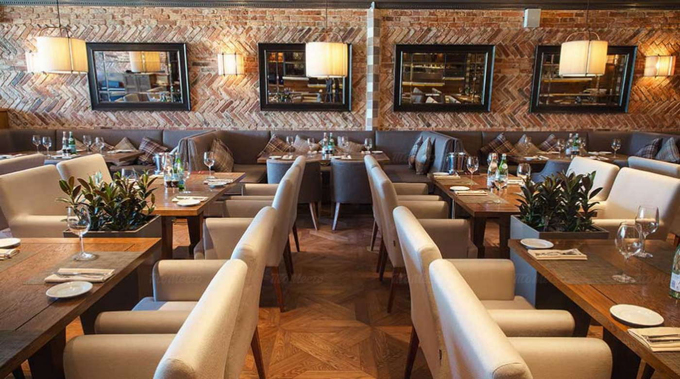 Ресторан IL Forno (Иль Форно) на Кутузовском проспекте фото 4