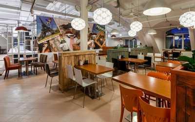 Банкетный зал ресторана Фрита на Среднем проспекте В.О. фото 1