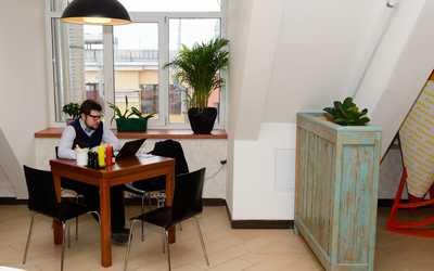 Банкетный зал ресторана Фрита на Среднем проспекте В.О. фото 2