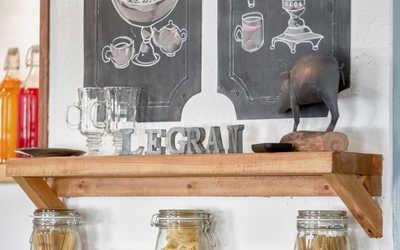 Банкетный зал ресторана Legran Village (Легран Вилладж) на Приморском шоссе