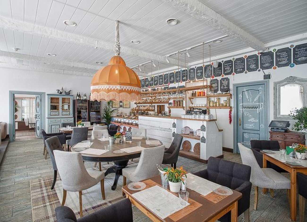 Меню ресторана Legran Village (Легран Вилладж) на Приморском шоссе