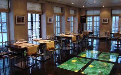 Банкетный зал ресторана Дача Линдстрема на улице Глинки фото 1
