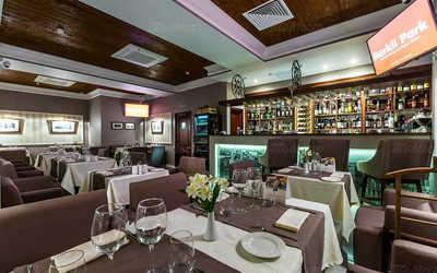 Банкетный зал кафе De Marco (Де Марко) на улице Профсоюзной