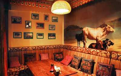Банкетный зал кафе, ресторана Go Goa (Гоу Гоа) в набережной канале Грибоедовой фото 2