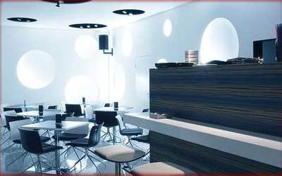 Банкетный зал бара GT-Bar (ДжиТи-Бар) на улице Обручева
