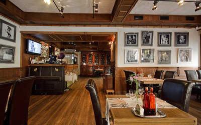 Банкетный зал ресторана Кабинет-Портрет на Малой Московской улице фото 3