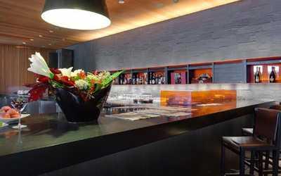 Банкетный зал ресторана А.Комм (Mercury group restaurants) на Рублево-Успенском шоссе фото 3