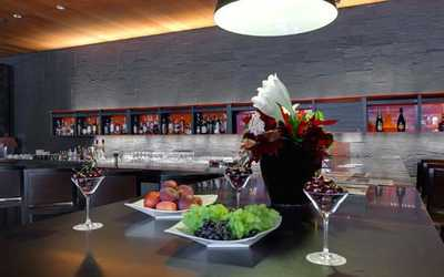 Банкетный зал ресторана А.Комм (Mercury group restaurants) на Рублево-Успенском шоссе фото 2