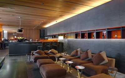 Банкетный зал ресторана А.Комм (Mercury group restaurants) на Рублево-Успенском шоссе фото 1