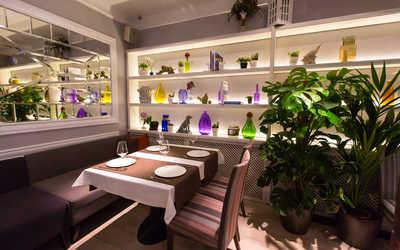 Банкетный зал ресторана О'Джулс (O'Jules) на улице Образцовой фото 3