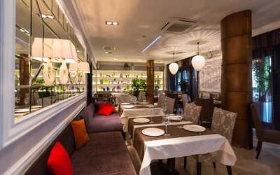 Банкетный зал ресторана O'Jules (О'Джулс) на улице Образцовой
