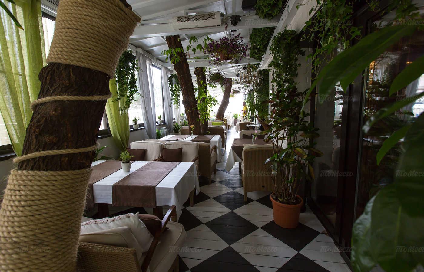 Меню ресторана O'Jules (О'Джулс) на улице Образцовой