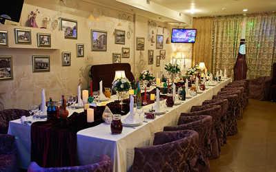 Банкетный зал кафе Альбомъ на Новой Басманной улице фото 1