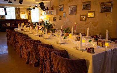 Банкетный зал кафе Альбомъ на Новой Басманной улице фото 2