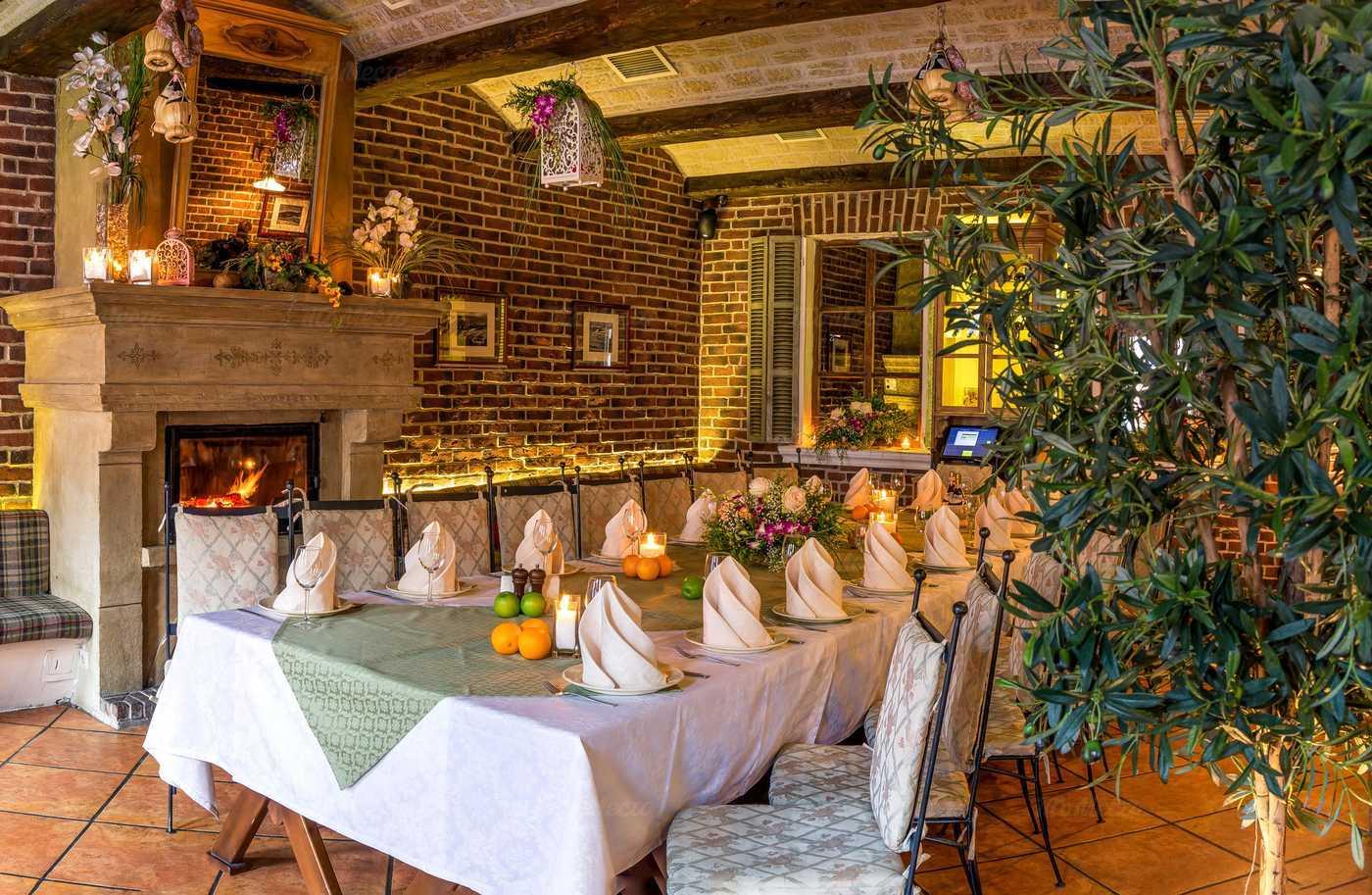 Банкеты ресторана Вилла Паста (Villa Pasta) на Пятницкой улице фото 2