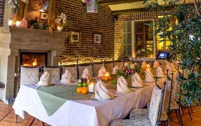 Банкеты ресторана Вилла Паста (Villa Pasta) на Пятницкой улице фото 1
