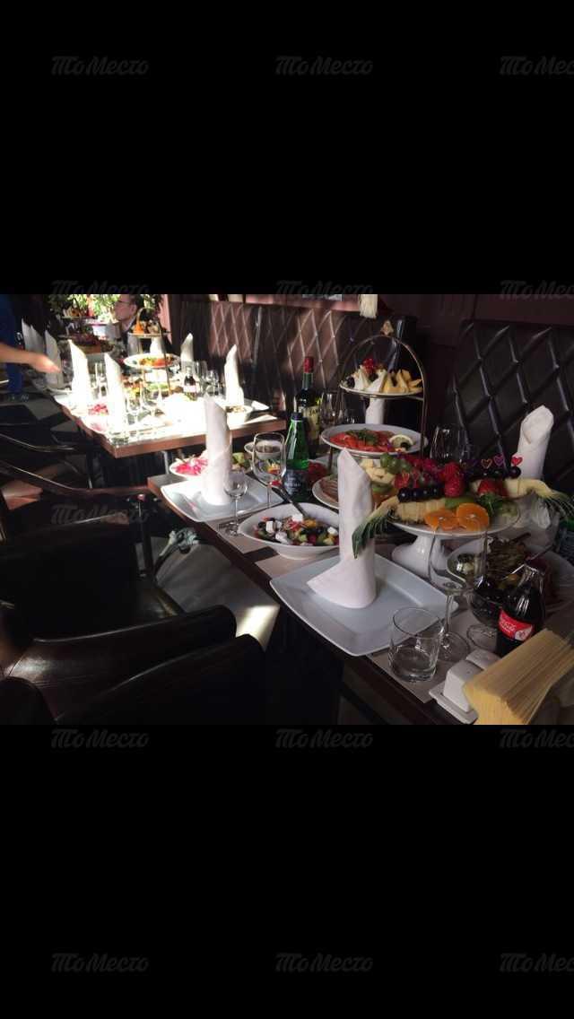 Меню бара, кафе Грейс Бар (Grace bar) на улице Судакова