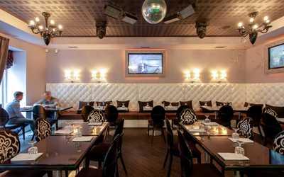 Банкетный зал бара, кафе Ла Кава (La Cava) на Казанской улице фото 2