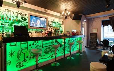 Банкетный зал бара, кафе Ла Кава (La Cava) на Казанской улице фото 3