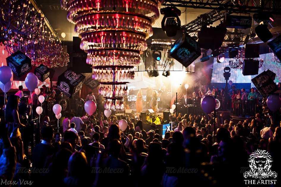 краснопресненская ночной клуб