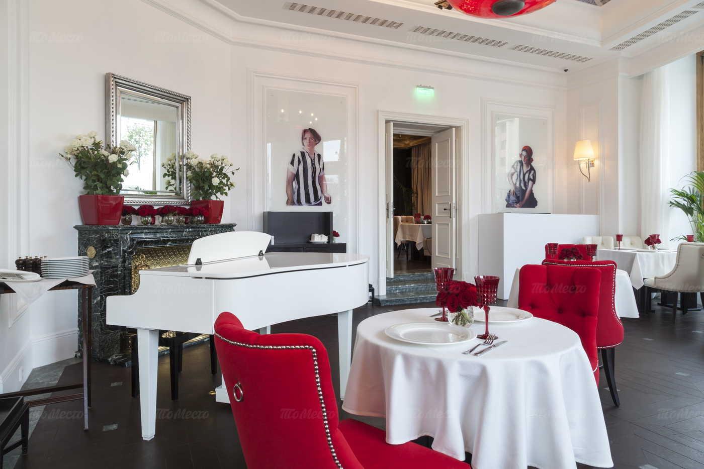 Меню ресторана Гранд-кафе Dr. Живаго (прежн. Композитор) (Dr. Zhivago) на Моховой улице