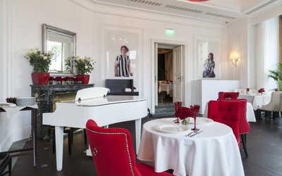Банкетный зал ресторана Доктор Живаго на Моховой улице фото 3