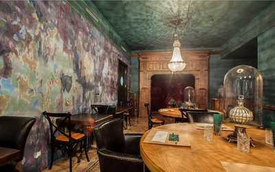 Банкетный зал кафе, ресторана Мы Же На Ты! (Skyrest) на улице Рубинштейна