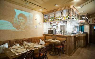 Банкетный зал ресторана Паприколли (бывш. Спайси) на улице Красина