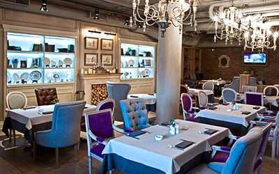 Банкетный зал ресторана Largo на Ленинском проспекте фото 1