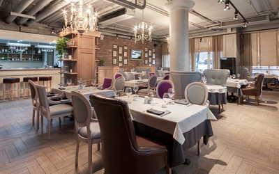 Банкетный зал ресторана Largo на Ленинском проспекте фото 2