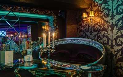 Банкетный зал караоке клуба, ресторана Esperanto Lounge на Вятской улице фото 2