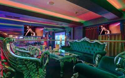 Банкетный зал караоке клуба, ресторана Esperanto Lounge на Вятской улице фото 1