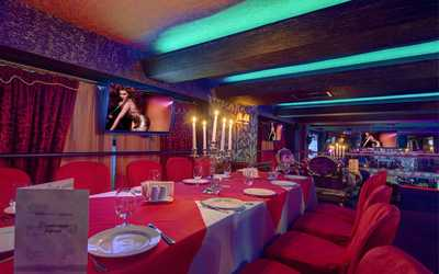 Банкетный зал караоке клуба, ресторана Esperanto Lounge на Вятской улице фото 3