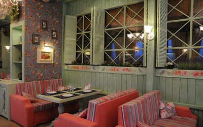 Банкетный зал кафе, ресторана Старый город на Загребском бульваре