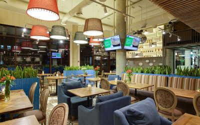 Банкетный зал кафе Мафия на проспекте Энергетиков