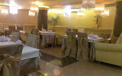 Банкетный зал ресторана Альфарелло на Приморском шоссе фото 1
