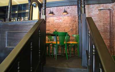 Банкетный зал паба, пивного ресторана Брассерия Palm (Палм) на Большой Конюшенной улице фото 3